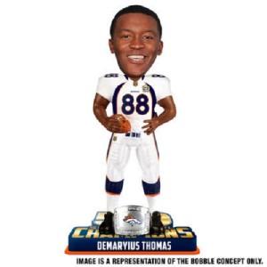 Demaryius Thomas Denver Broncos Bobblehead
