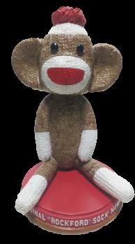 Sock Monkey No Background