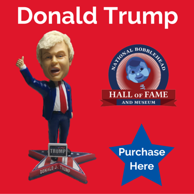 Presidential Bobble Buttons