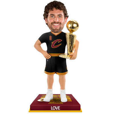 Kevin Love 2016 NBA Champions Cleveland Cavaliers Bobblehead