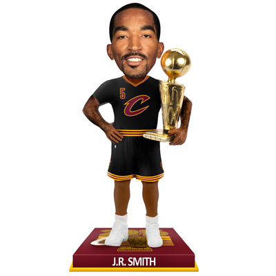 JR Smith 2016 NBA Champions Cleveland Cavaliers Bobblehead