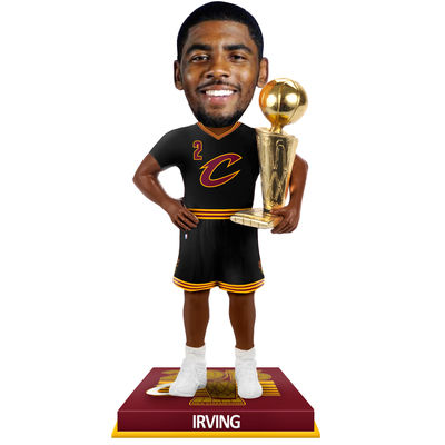 Kyrie Irving 2016 NBA Champions Cleveland Cavaliers Bobblehead